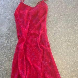 Hocus Pocus Pink Dress. SZ SM
